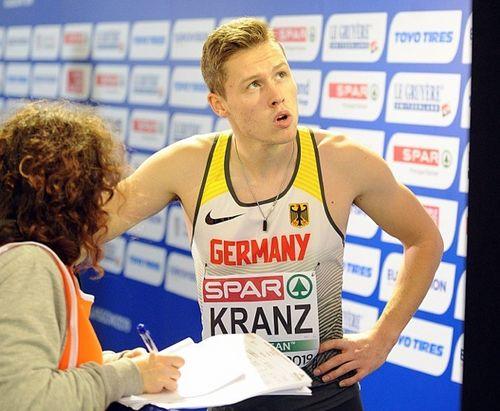 HLV-Athleten in europäischer Hallen-Bestenliste gut vertreten - die Jagd nach EM-Normen geht weiter