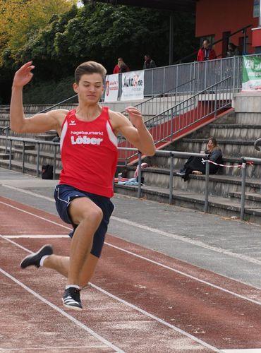 Luca Scaffidi überzeugt im Mehrkampf