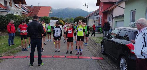 Hessische Meisterschaften im Straßengehen in Biberach (Baden)
